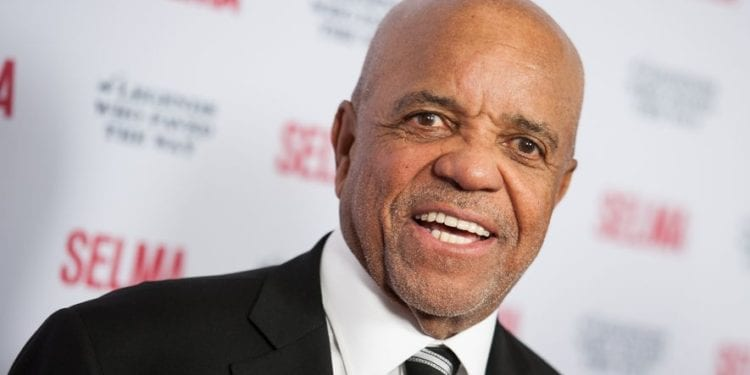 Berry Gordy Has Announced His Retirement!!!!!