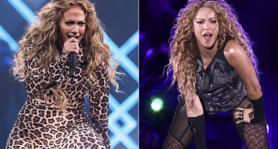 Jennifer Lopez and Shakira To Perform At Superbowl