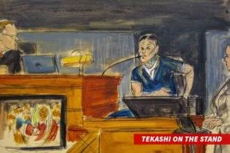 Audio Of Tekashi's Court Testimony Went Viral