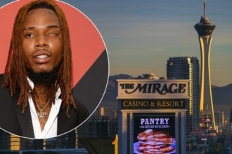 Feddy Wap at Mirage Hotel