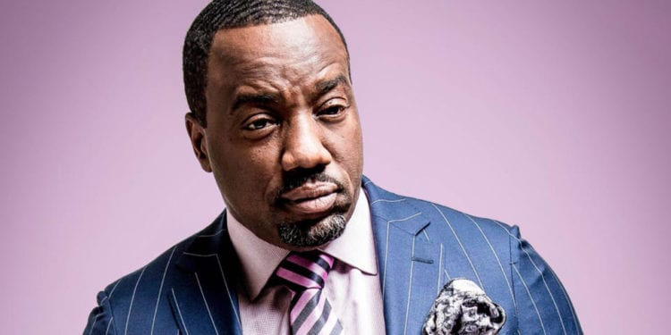 Malik Yoba Storms Out Of Interview
