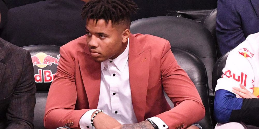 Markelle Fultz Signs With RocNation Sports