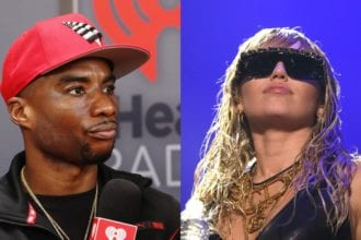 Charlamagne Throws Shade At Miley Cyrus