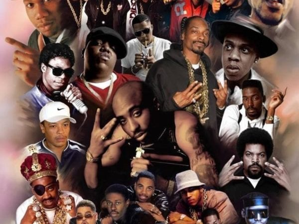 Top Five Styles Of Hip Hop Music
