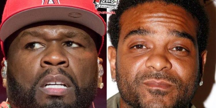Jim Jones Allegedly Calls 50 Cent A Clown