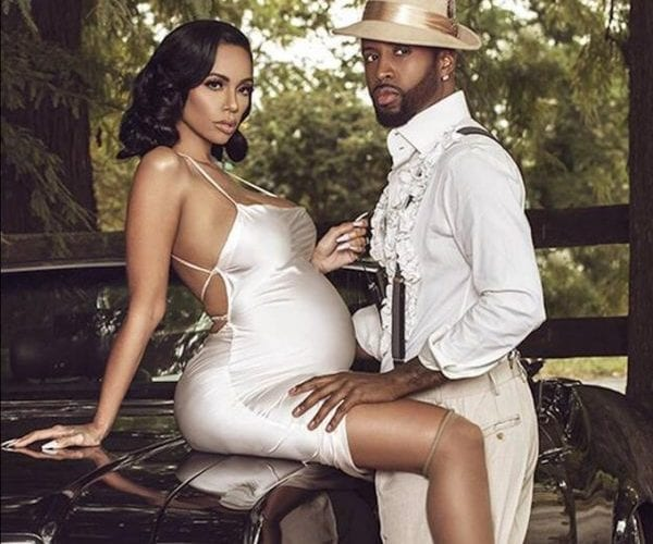 Erica Mena And Safaree Expecting Baby