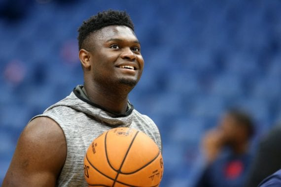 Mountain Dew's Five Year Deal With Zion Williamson