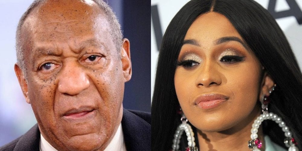 Should Cardi B Be treated Like Bill Cosby