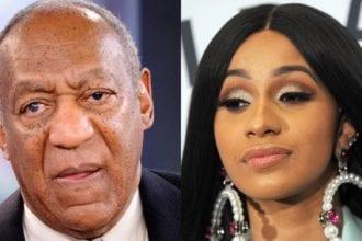 Should Cardi B Be treated Like Bill Cosby