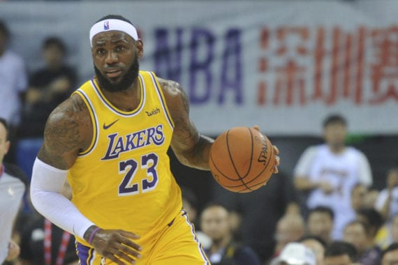 Lebron Claims Exec Was Misinformed About China