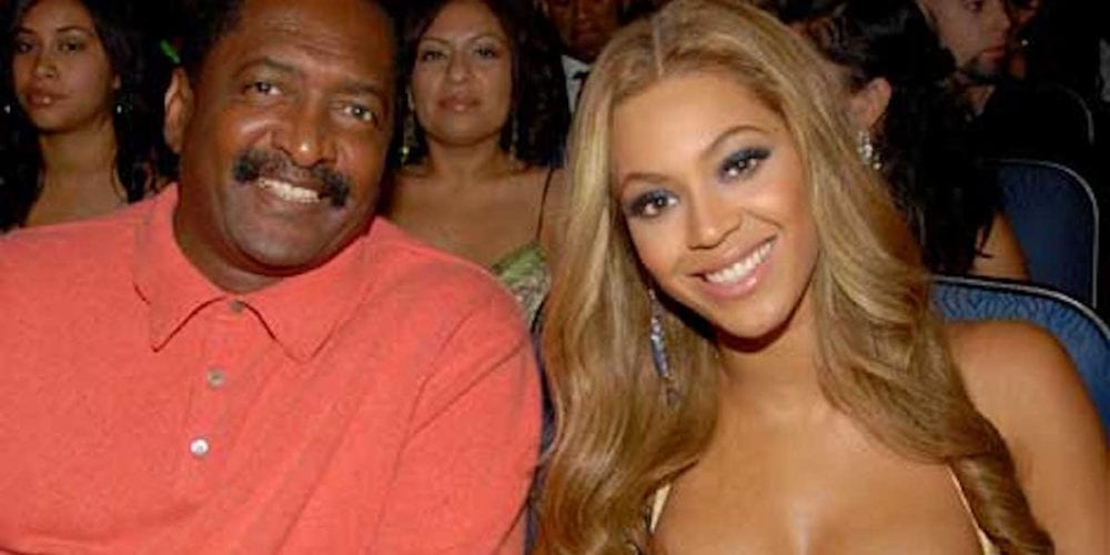 matthew knowles and beyonce