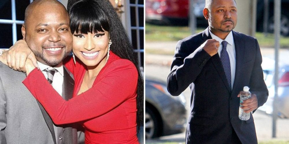 Nicki Minaj 's Brother Tries To Avoid Prison