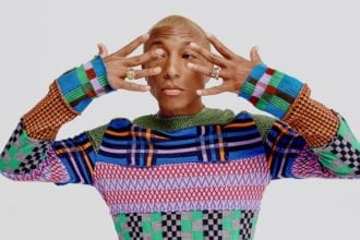 GQ's New Masculinity Issue With Pharrell