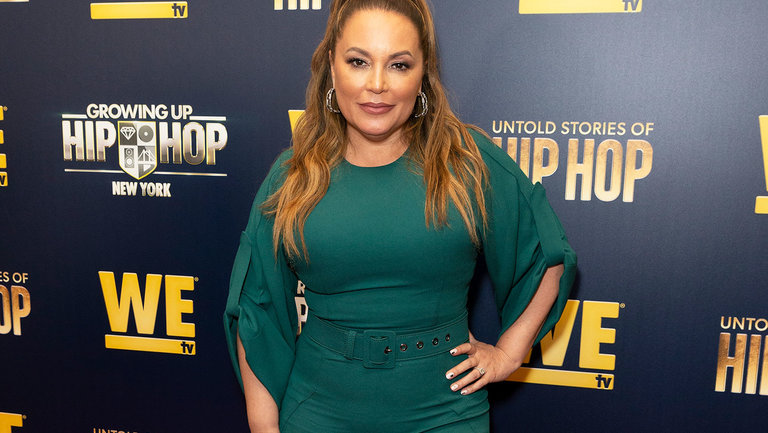 Angie Martinez In Horrific Car Accident!!!!!