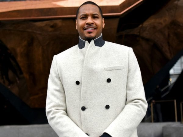 Carmelo Anthony Will Do Well In Portland