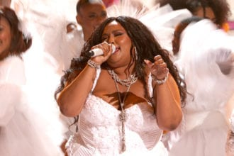 Lizzo Gets 8 Grammy Nominations
