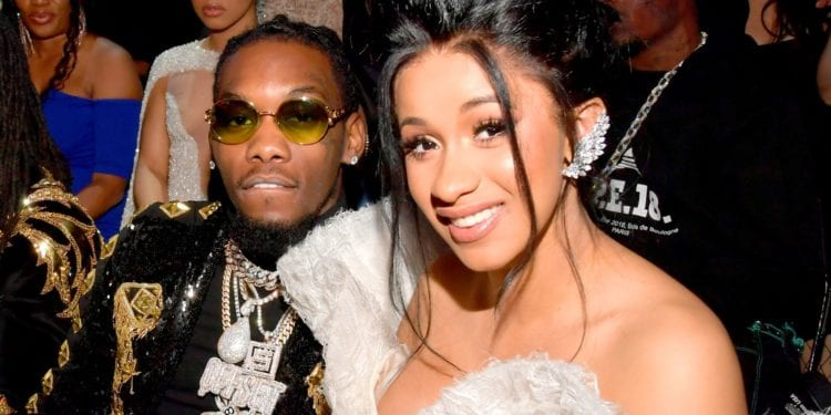 Is Offset Cheating On Cardi B Again!!!!!
