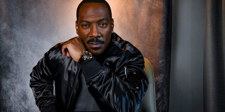 Top Five Eddie Murphy Movies!!!!!