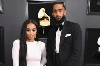 Lauren London To Honor Nipsey Hussle With New Clothing Line!!!!!