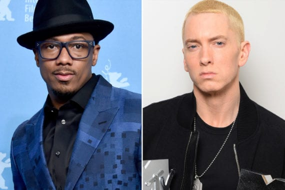 Nick Cannon and Eminem Beef Heats Up!!!!!