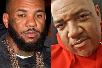 The Game And His Brother's Beef Heats Up!!!!!