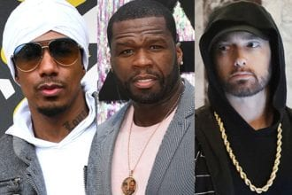 Huge Beef Brewing With 50 Cent N Nick Cannon