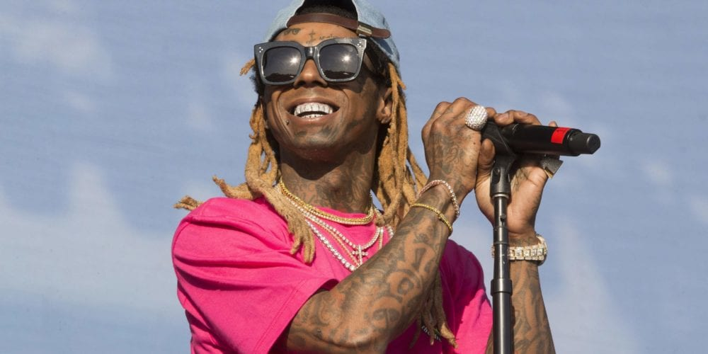 Feds Search Private Jet Lil Wayne Was On