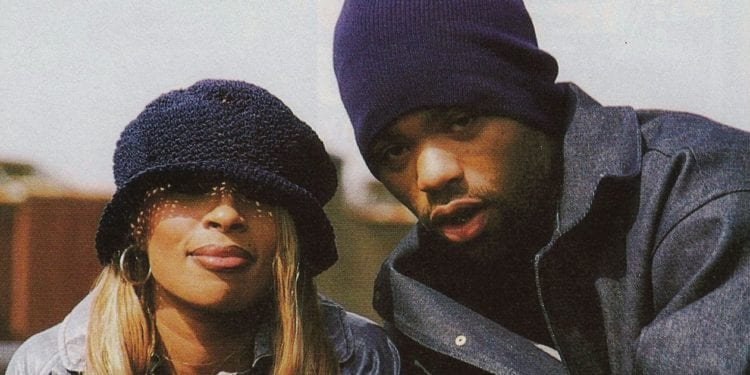 Mary J Blige and Method Man Together Again!!!!!