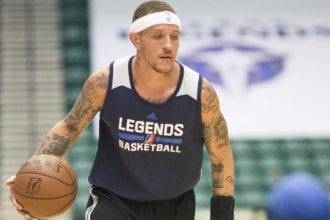 Former NBA Star Delonte West Troubling Life