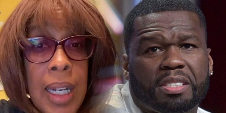 50 Cent Goes In On Gayle King