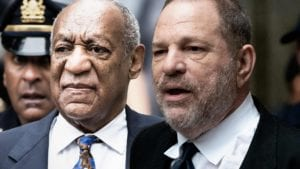bill cosby n harvey weinstein