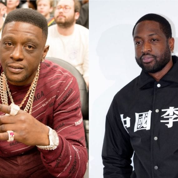 Boosie Badass Goes In Hard On Dwayne Wade