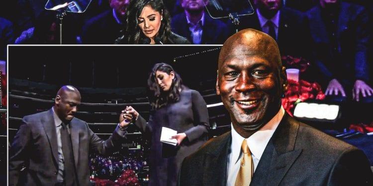 Vanessa Bryant Eulogized Her Beloved Kobe And GiGi