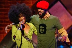 common and badu