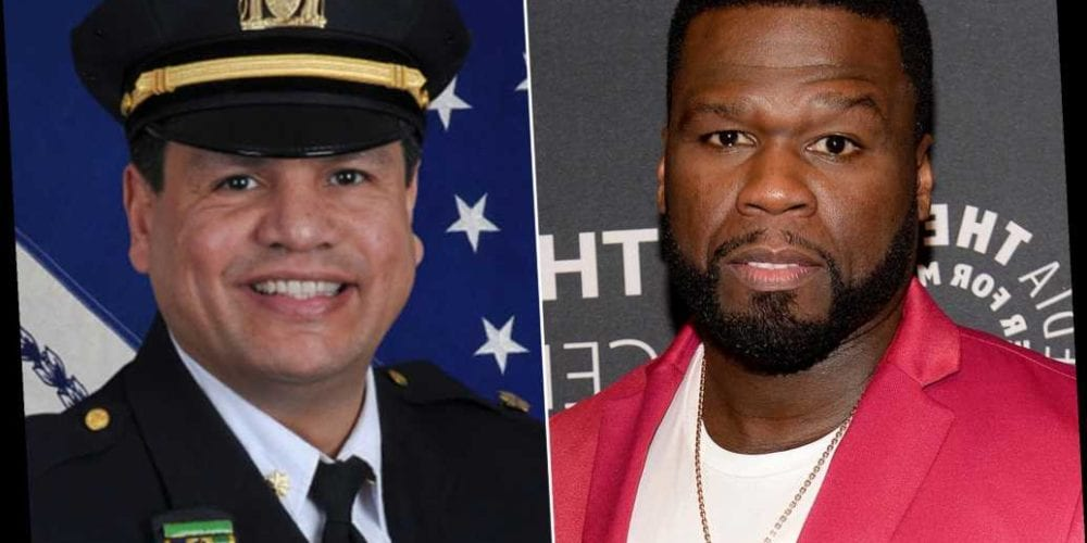 NYPD Inspector Gonzalez May Sue 50 Cent