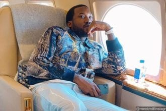 Feds Swarmed Meek Mill's Private Jet In Miami