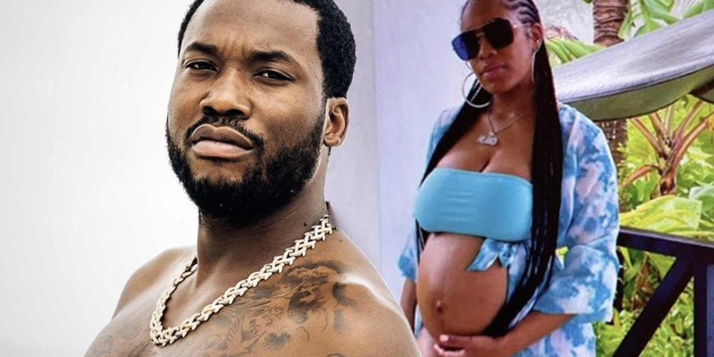 Meek Mill Vacations With Girlfriend Milan Harris!!!!!