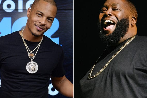 TI And Killer Mike Will Re Open Bankhead Seafood