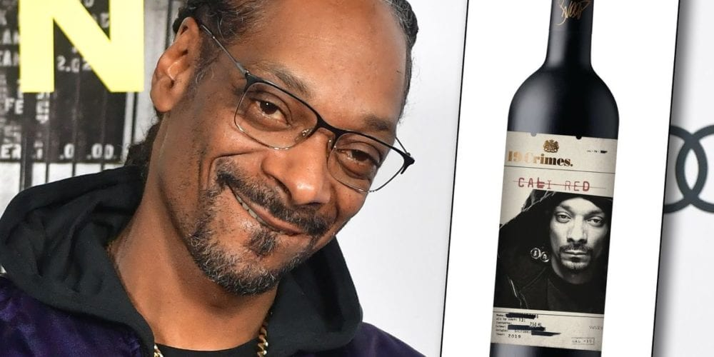 snoop dogg cali red wine