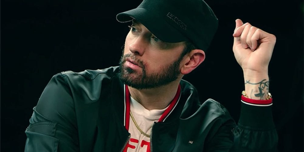 Eminem Talks With Sway On Quarantine