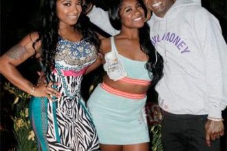 Lil Wayne Gives Advice To Reginae On Men