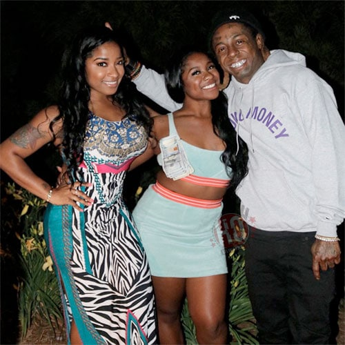 Lil Wayne Gives Advice To Reginae On Men