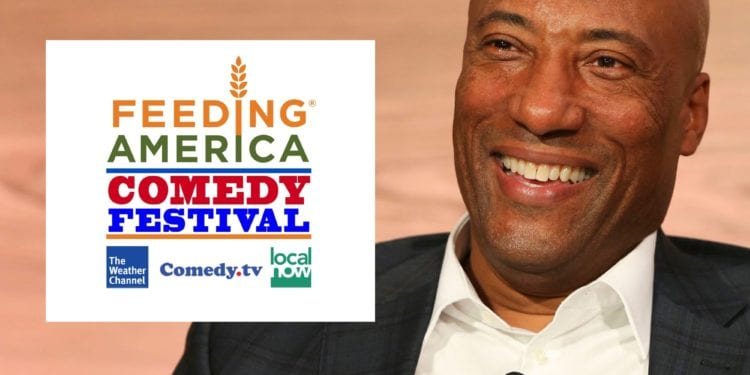 byron allen comedy festival