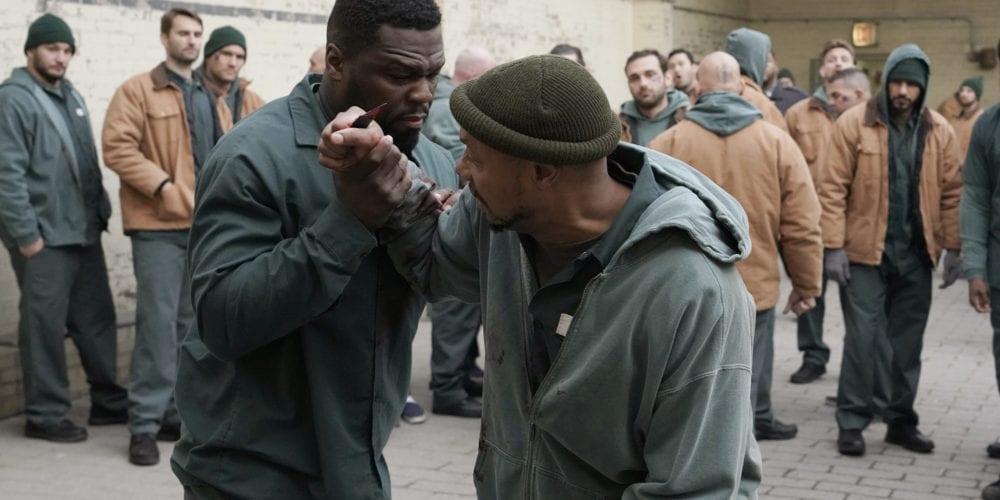 Dorian Missick Talks About 50 Cent's TV Show