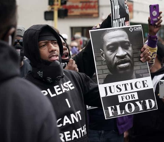 Hip Hop Artists Hit Streets Protesting