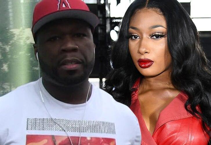 50 Cent Apologies To Megan Thee Stallion