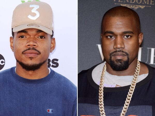 Chance The Rapper Supports Kanye