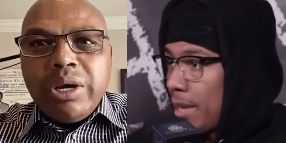 Charles Barkley Disappointed In Nick Cannon