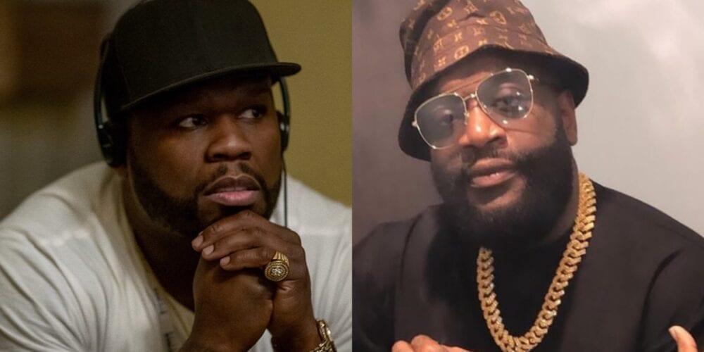 50 Cent Loses Legal Battle Against Rick Ross