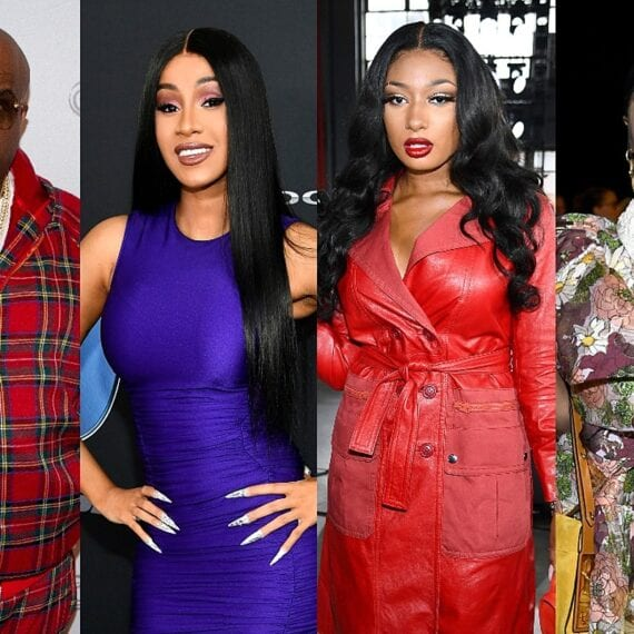 CeeLo Criticizes Cardi B &Megan Thee Stallion